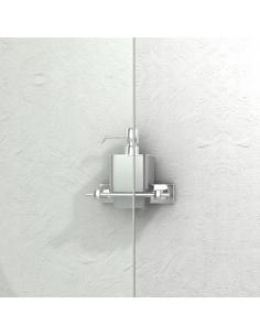 Grzejnik dekoracyjny łazienkowy 820x400 mm