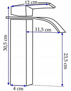 Syfon brodzikowy 52 mm z ABS